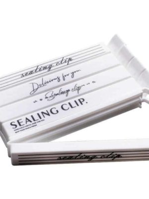 Nordic Sealing Clips | Kitchen Bag Clips | 20pcs