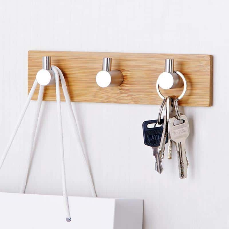 Bamboo Infinity / wall hook