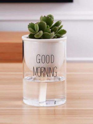 Automaton Morning Flower Vase