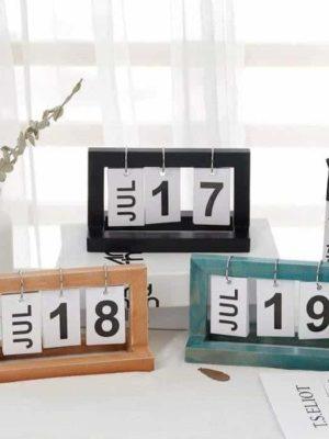 Laurens Luttenberg Flip Calendar
