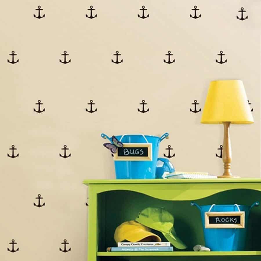 Anchor Wall Sticker 28pcs
