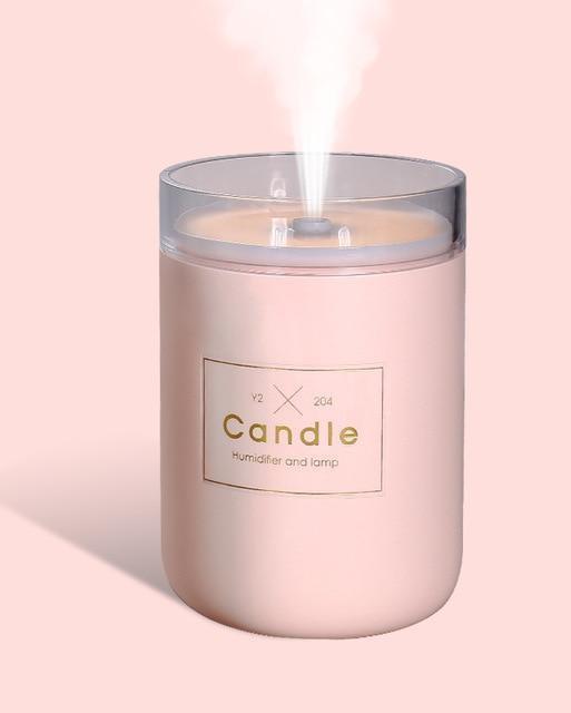 Essential Romantic Humidifier + Lamp