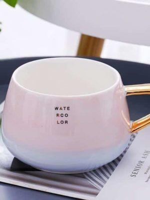 Live Forever / Round Mugs