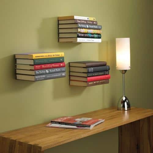 Ghost by Jacobsson | Floating Bookshelf Shelf