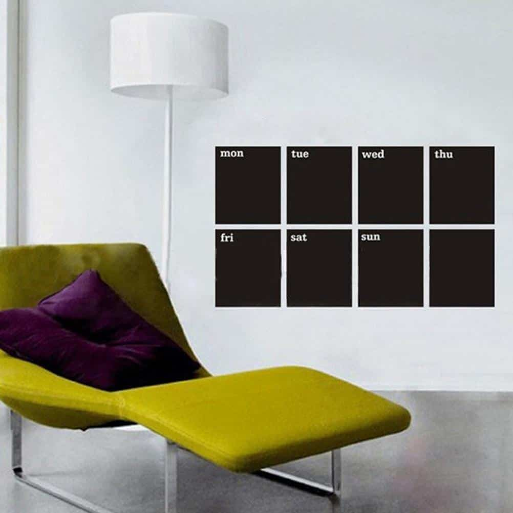 Intermezzo Chalk / A4 Wall Sticker