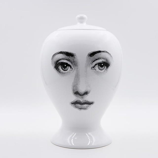 The Charm Lady by Henry Jacobsson Vase The Charm Lady / Cool