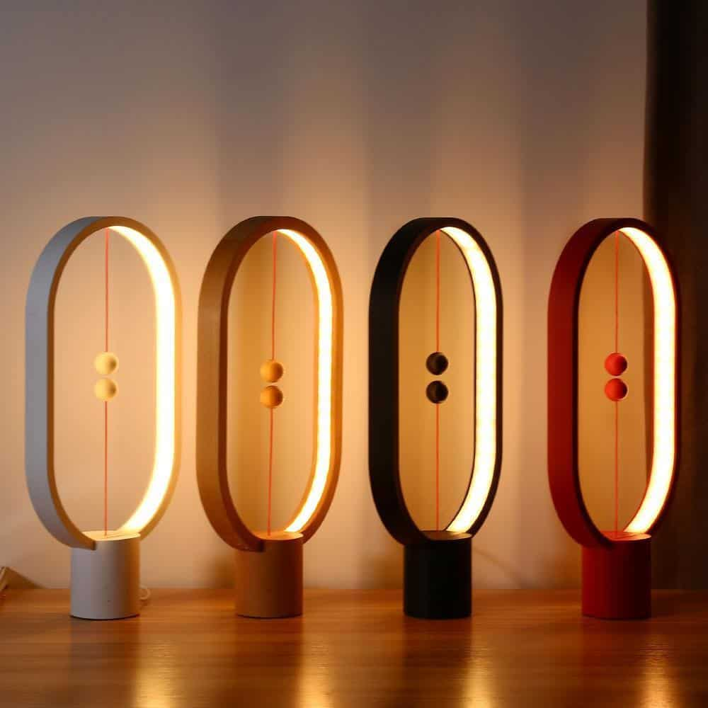 Balance Life Table Lamp
