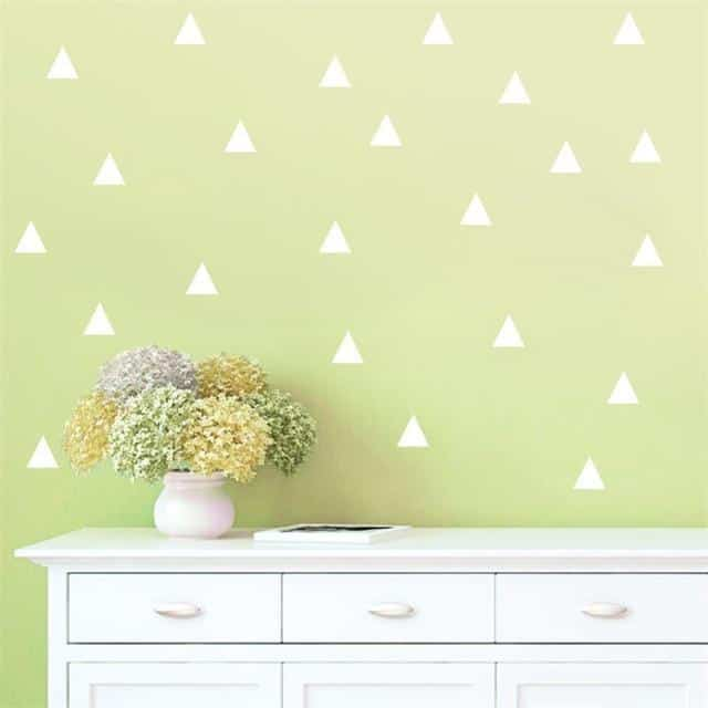 Triangles by Hexa Decals