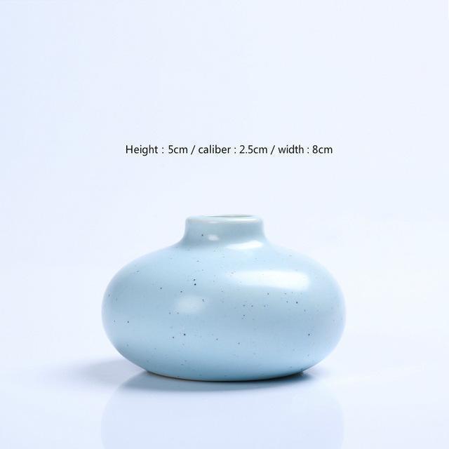 Karma by Jasmine Bergmann Vase Passion / Blue