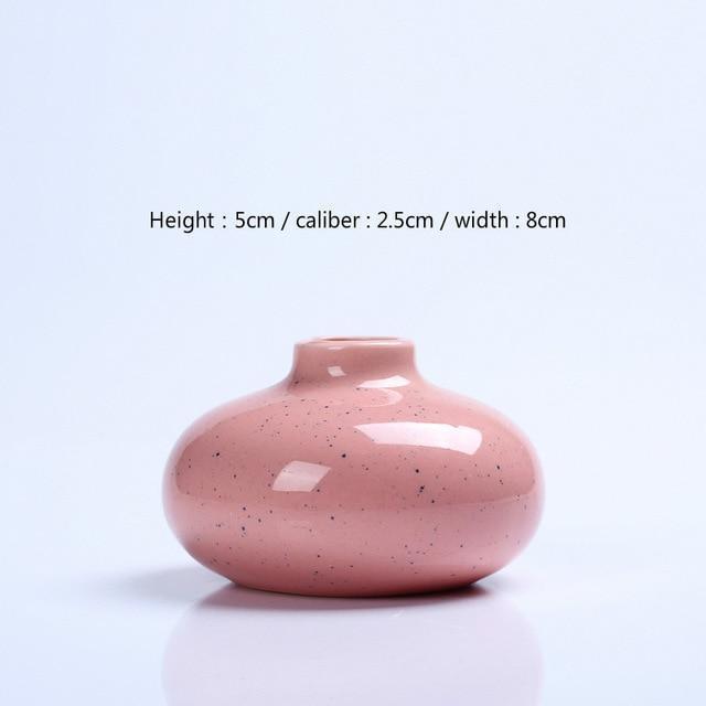 Karma by Jasmine Bergmann Vase Passion / Pink