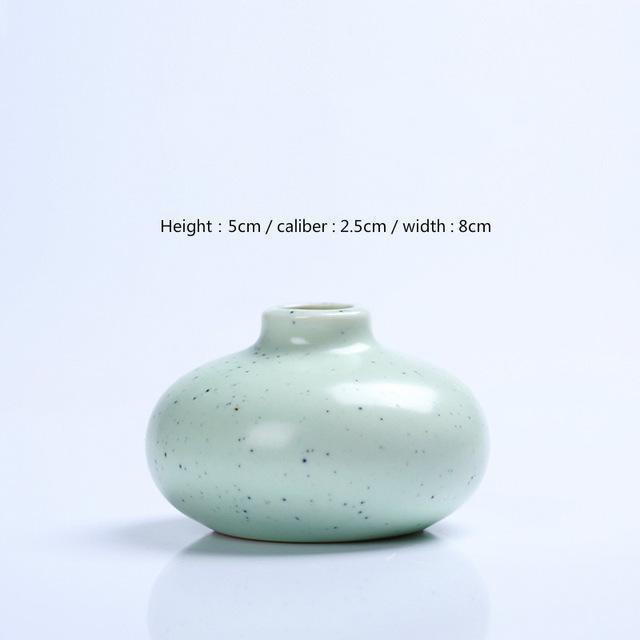 Karma by Jasmine Bergmann Vase Passion / Green
