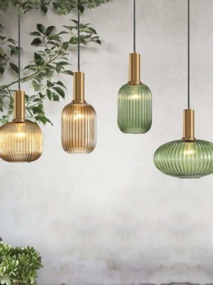 Bohemian Phoenix Pendant Lighting