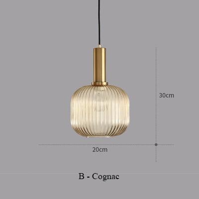 Bohemian Phoenix Pendant Lighting unique and elegant Pendant lighting B - Cognac