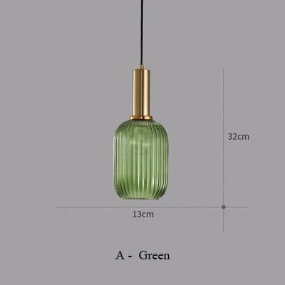 A - Green