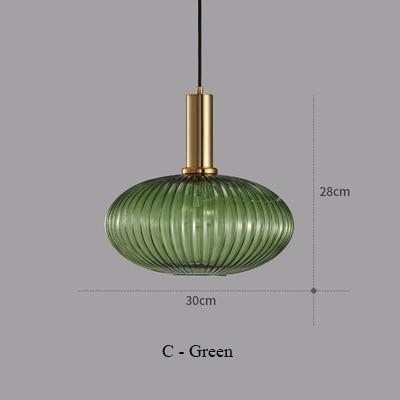 Bohemian Phoenix Pendant Lighting unique and elegant Pendant lighting C - Green
