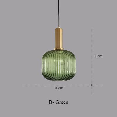 Bohemian Phoenix Pendant Lighting unique and elegant Pendant lighting B - Green