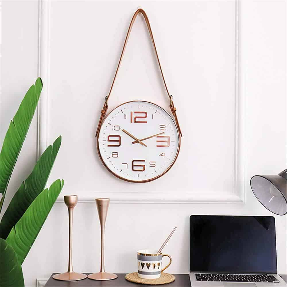 The Charm by Söderholm Wall clock Aerology