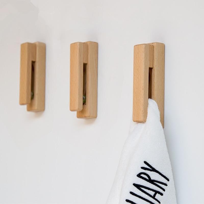 Wood Goliath / wall hook Wall hook