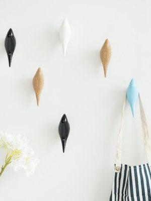 Birds & Spring Wall Hook