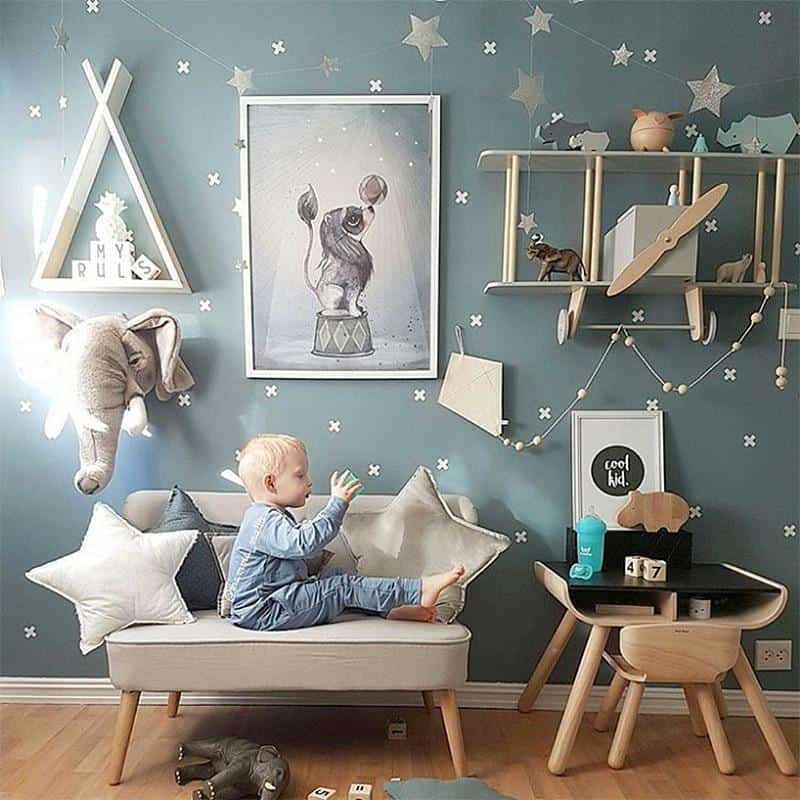 Bambino Kids Wall Decals