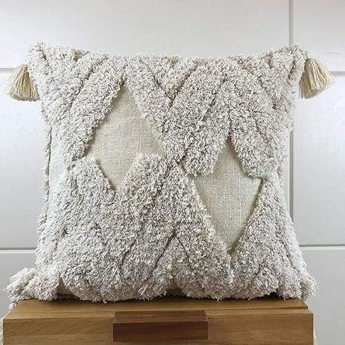 The Cane | Bohemian Macrame Handmade Cushion
