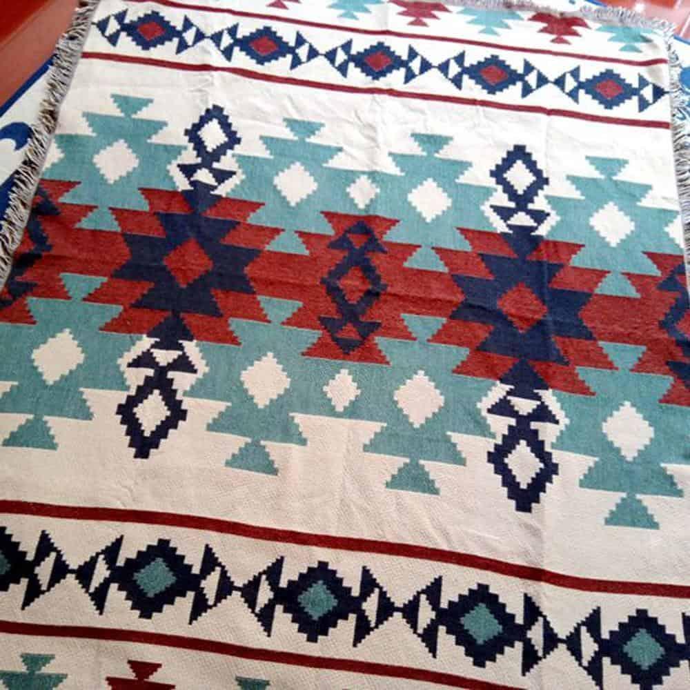 Icefall Blanket – Bedspread