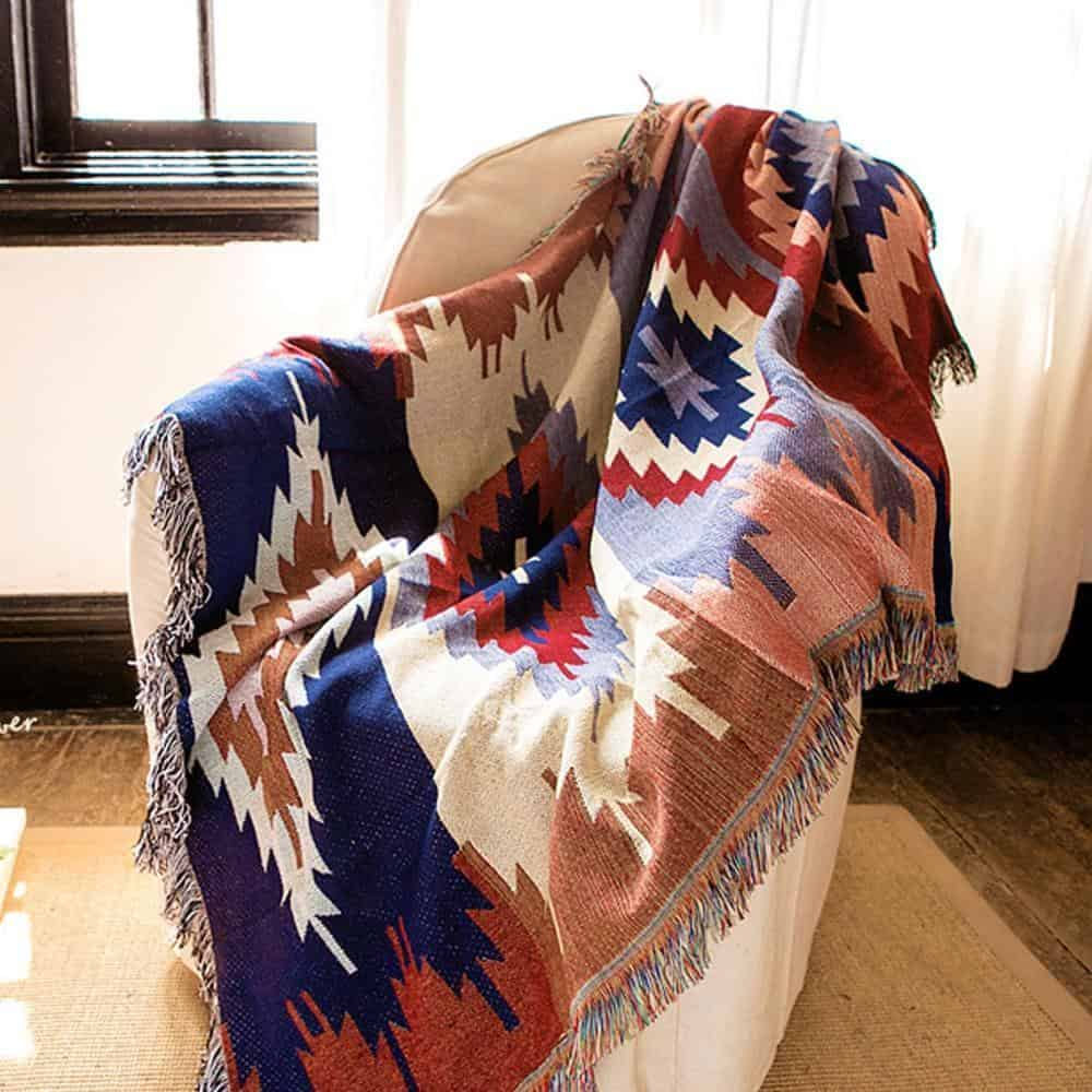 Copenhagen Blanket / Bedspread unique and elegant Blanket 170X220cm