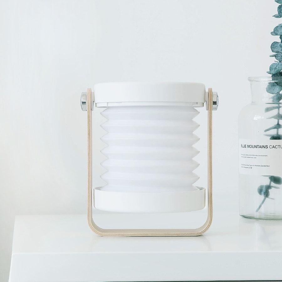 Camping by Ingrid Table Lamp unique and elegant Table lamp clean white