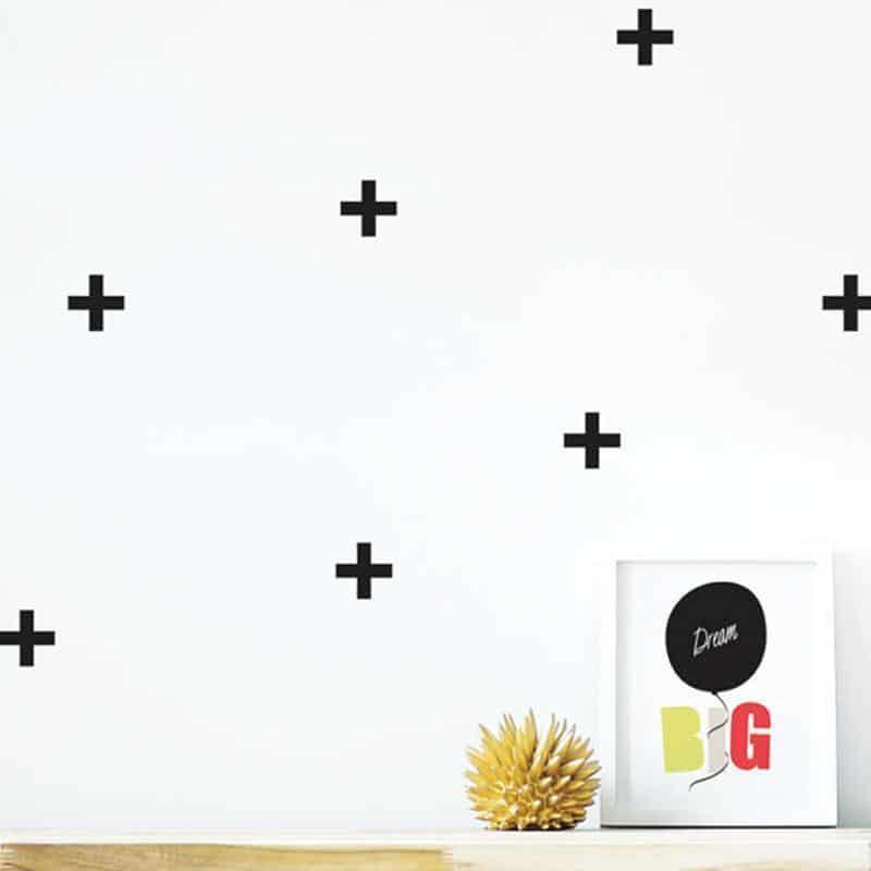 Positive Wall Sticker
