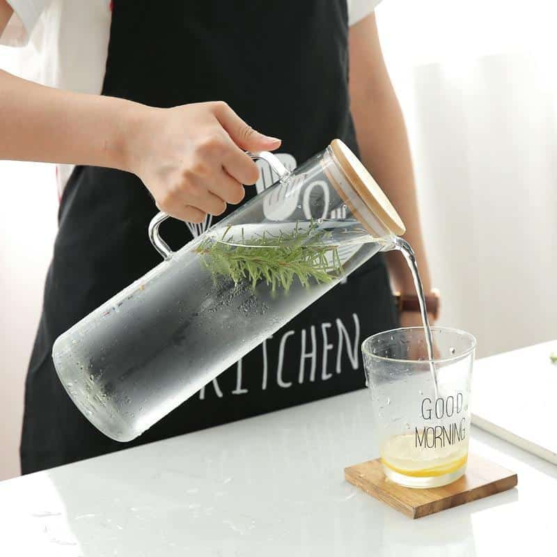 Majestic® Glass Carafe Bottle/Kettle Carafe