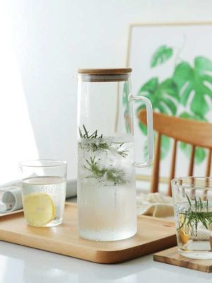Majestic® Glass Carafe Bottle/Kettle