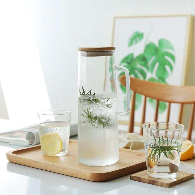 Majestic® Glass Carafe Bottle/Kettle Carafe