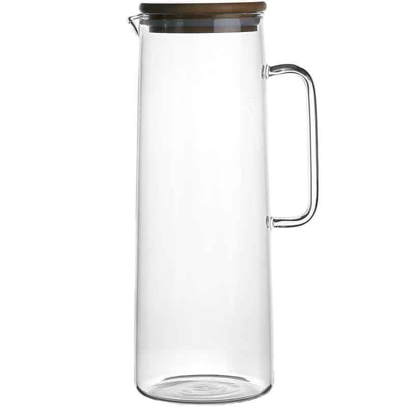 Majestic® Glass Carafe Bottle/Kettle Carafe Water Bottle