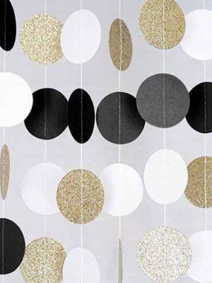 Glitter Nuapolka / Hanging Decor