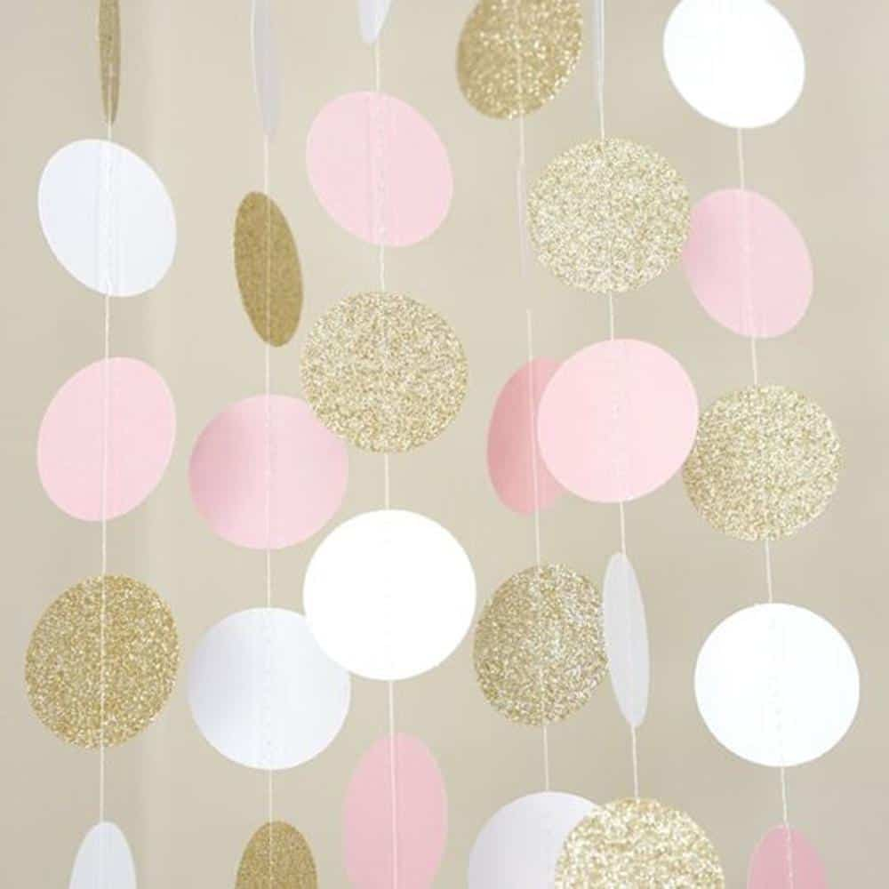 Glitter Nuapolka / Hanging Decor Wall decals