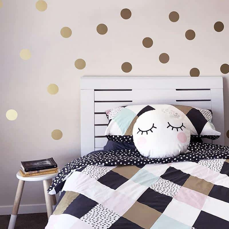 Vertigo Dots Wall Sticker