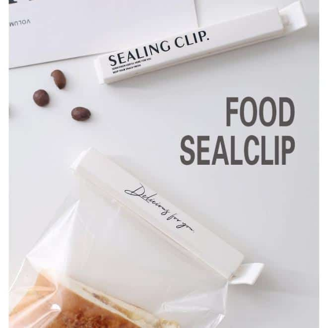 Nordic Sealing Clips | Kitchen Bag Clips | 20pcs unique and elegant Sealing Clip