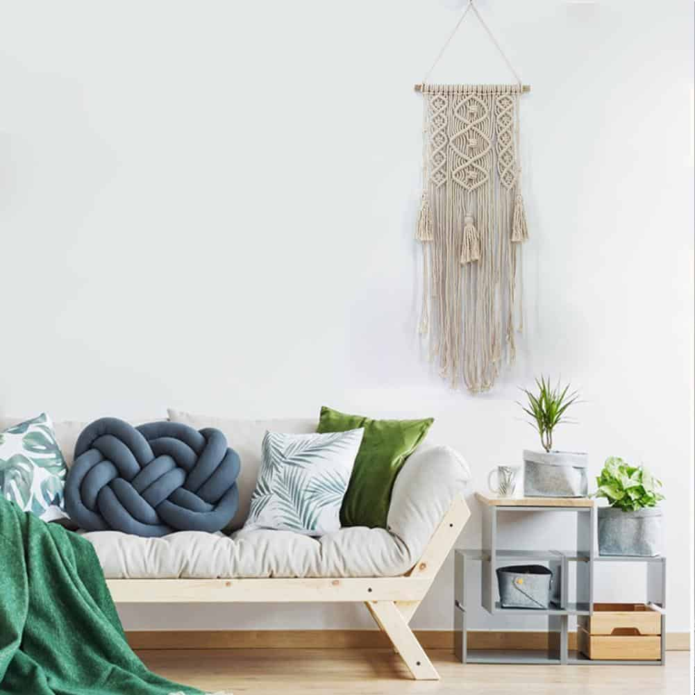 Lace by Ingrid Tapestry/Macrame