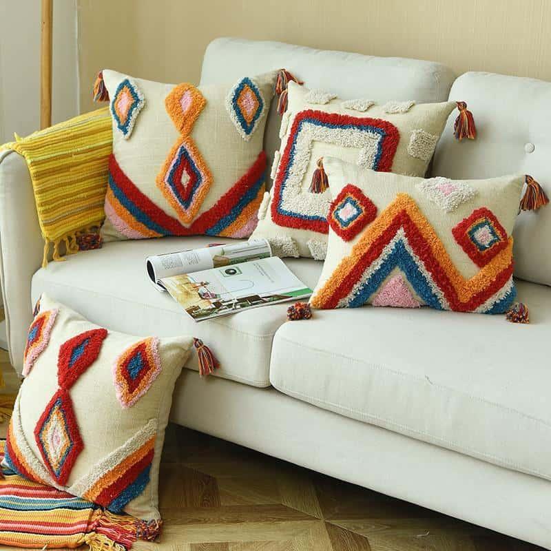 Moroccan Cushion Pillow