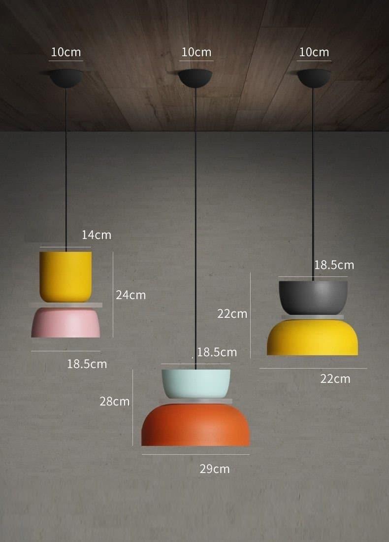Super Polka Pendant Light