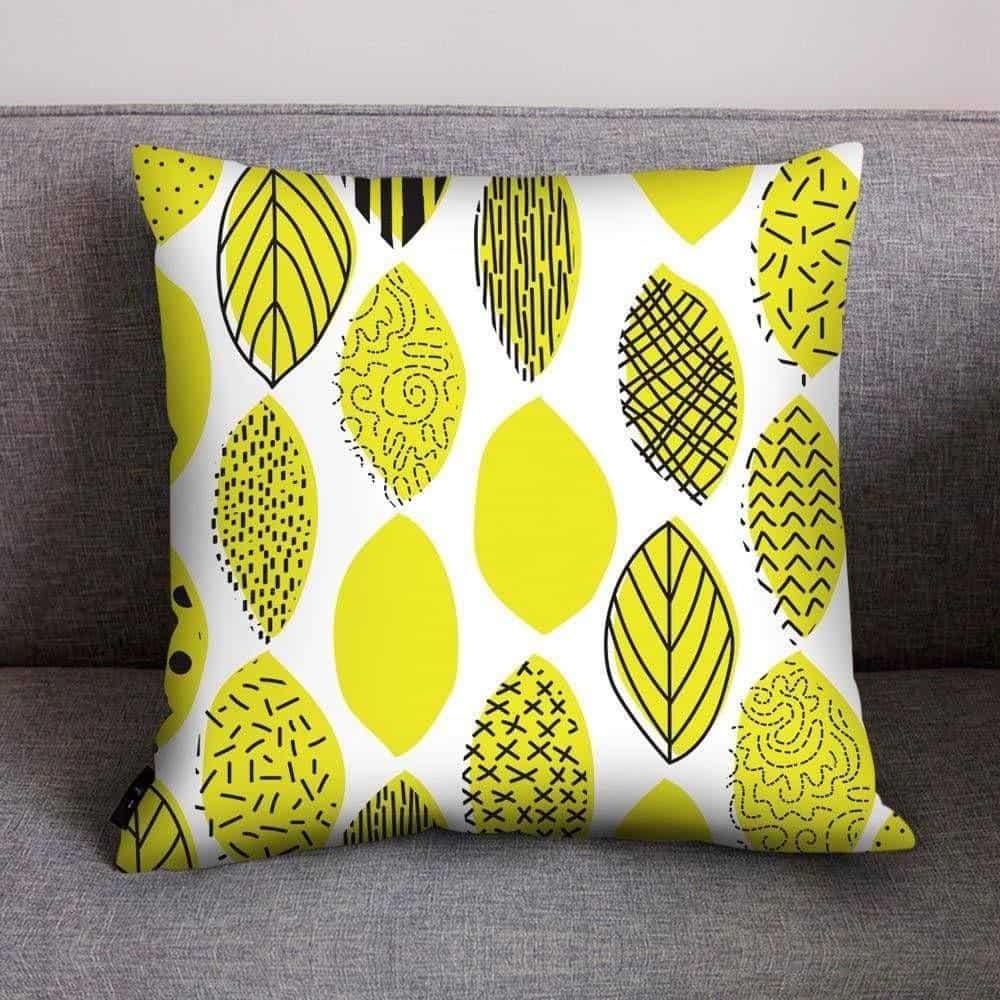 Lemonade Celiné Cushion Pillow Lemonade 4