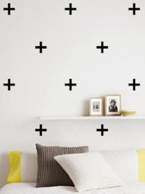 Positive Wall Sticker