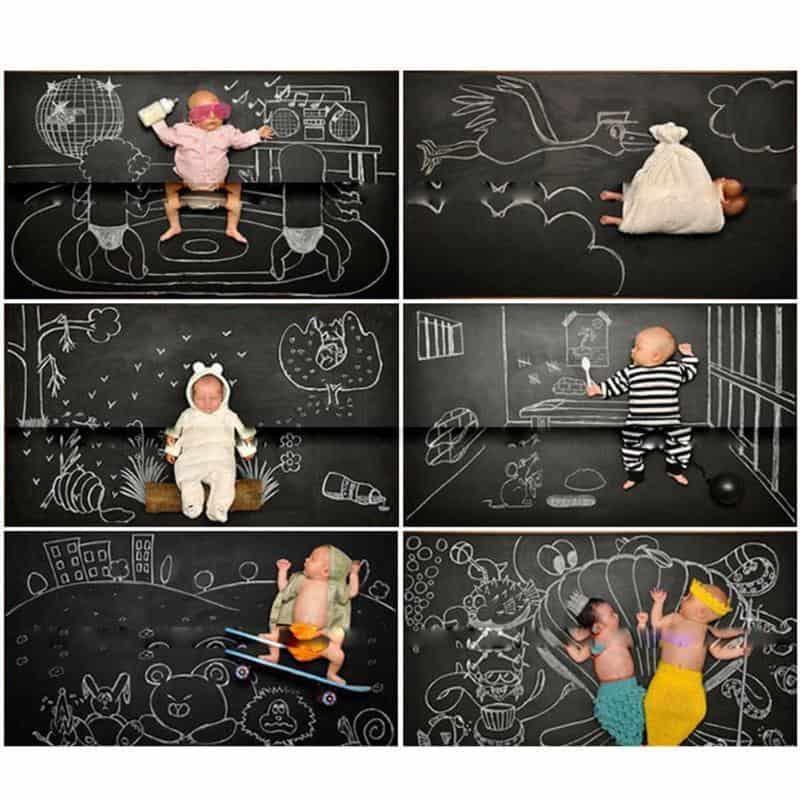 Intermezzo Roll Chalk Decals