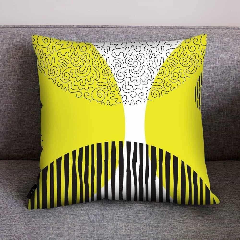 Lemonade Celiné Cushion Pillow Lemonade 5