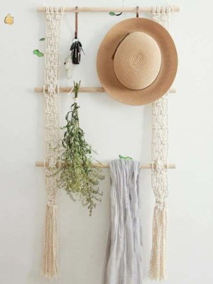 Sunlight by Ingrid Tapestry/Macrame