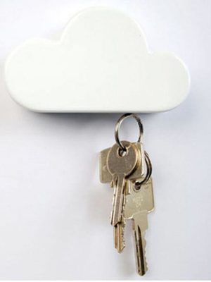 White Cloud by Infinity /wall hook