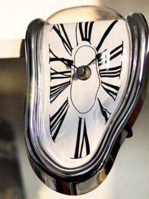 Mysterious Clock | Melting Illusion