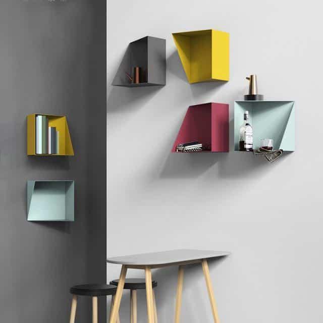 Mysterious Jacobsson / Wall Shelf Shelf