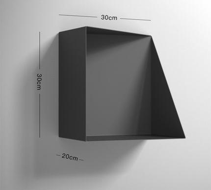 Mysterious Jacobsson / Wall Shelf Shelf Black
