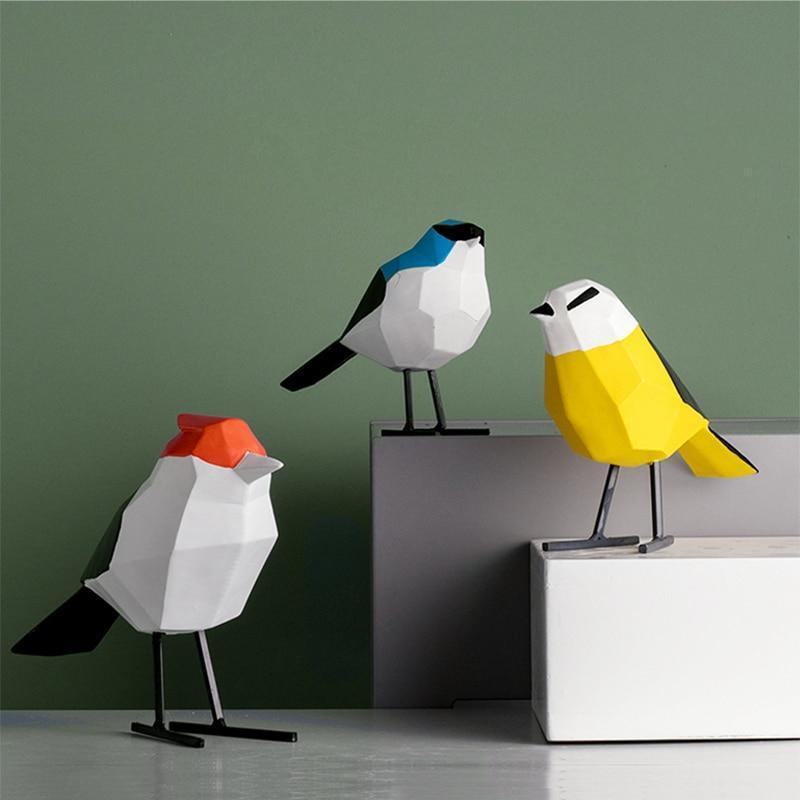 Ingiärd Birdsparkle Figure/Sculpture Decor